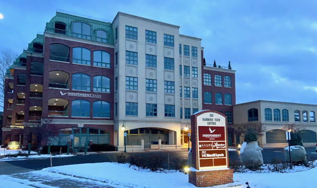 Lakeview Counseling's therapy offices are located in the Harbour View Centre in downtown Traverse City.